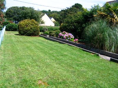 location vacances crozon g te les hortensias quip b b et wifi le jardin. Black Bedroom Furniture Sets. Home Design Ideas